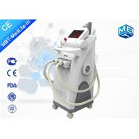 Buy cheap 2500w IPL RF ND Yag SHR Hair Removal Machine For Beauty Salon / Clinic from wholesalers