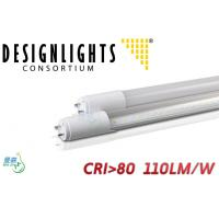 Quality CRI 80 1980lm T8 bulbs LED Fluorescent Tubes 4ft For Home for sale