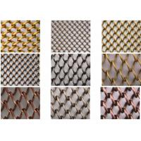 China Different Color Design Decorative Chicken Wire Mesh For Office Wall Covering on sale