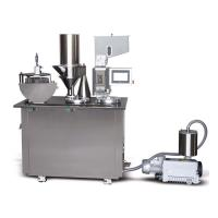 China Low Noise Semi Automatic Capsule Filling Machine With High Filling Efficiency on sale
