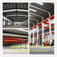 Quality Portal Frame Style Structure Steel Sheds For Agriculture And Industry for sale