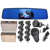 Quality LCD Monitor Car Camera Front And Rear Parking Sensor Kit  Accurancy Ultrasonic Sensor Detection for sale