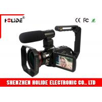 Quality LCD 30MP High Definition Digital Camcorder 4K WIFI 3 Inch Touch Rotation Support HDMI for sale