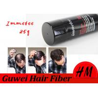 100% Healthy Safe IMMETEE Hair Building Fibers Hair Loss Product 25 Grams