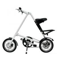 Buy cheap 16 Inch Foldable Bike Alloy Wheels Spokes Belt Drive Bicycle Asy To Fold In 10 from wholesalers
