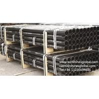 China CISPI301 No Hub Cast Iron Soil Pipe/ ASTM A888 Hubless Cast Iron Sewer Pipes on sale