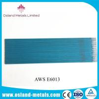 Manufacturing Plant Supply High Quality AWS E6013 Welding Electrodes Welding Rods