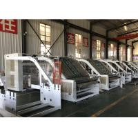 Buy Corrugated Cardboard Cold Glue Laminating Machine 1350*1100 Mm 380 V Food at wholesale prices