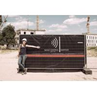Quality Temporary Noise Barriers 40dB for sale
