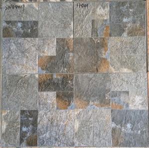 Buy cheap Non Slip Matt Rustic 400x400 Ceramic Floor Tiles Anti Corrosion Heat Resistant from wholesalers