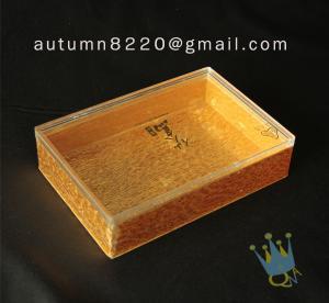 Quality BO (48) custom acrylic display case for sale