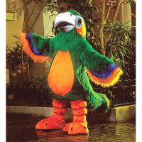 Quality Patty Parrot Mascot costume ,cartoon costum, Plush cartoon mascot,bird, mascot Bird for sale