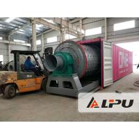 Quality Mining Ore Ball Mill / Gold Copper Iron Tin Manganese Lead Ball Mill Grinder for sale