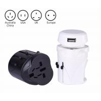 Quality Durable Professional Travel Power Adapter Converter For Phone / Digital Camera for sale