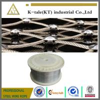 Quality 316L Stainless Steel Wire rope For fishery industry for sale