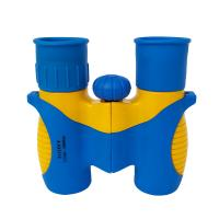 China Cute Outlook Optics Glass 10x22 Binoculars For 10 Year Old As Promotion Gift on sale