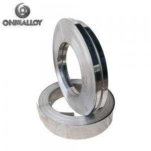 Quality 1.5mm*10mm 0Cr21Al6 strip FeCrAl 21/6 alloy for ceramic resistor  at 1250C working temperature for sale