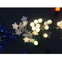 Buy cheap LED Solar lights for wedding , Outdoor Decorative wedding Solar Lights from wholesalers