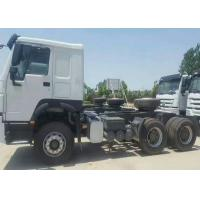40 - 50 Ton Heavy Prime Mover Tipper , 290 HP Diesel Engine 6x4 Prime Mover