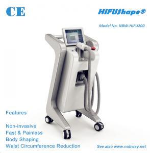 Quality HIFUShape® High Intensity Focused Ultrasound HIFU Fat Reduction Machine NBW-HIFU200 for sale