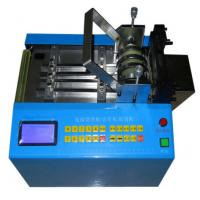 Quality automatic Heat shrink tube cutting machine Lm-100(cold Cutter) for sale