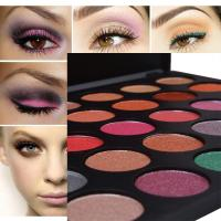 Quality Private Label Eyeshadow Palette With 35 Foiled Colors , Eye Makeup Eyeshadow for sale