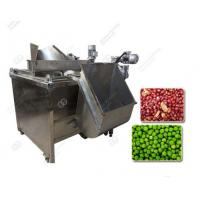 Quality Stainless Steel Peanuts Beans Frying Machine For Sale Commercial Use/High Efficiency Green Beans Fryer Machine Low Price for sale