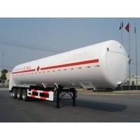 Quality 53000L-3 Axles-Cryogenic Liquid Lorry Tanker for LNG for sale