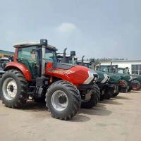 China High Quality Th1304 Tractor with Ce 130HP Agricultural Machine Large Lwan Garden Farm Tractor  front tyreransmission box on sale
