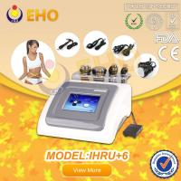 Quality Non -surgical Multi-polar RF Vacuum Cavitation Body Slimming Apparatus / MANUFATURER/ EHO for sale