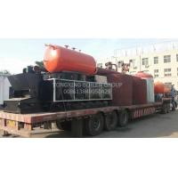 China Conductive Thermal Oil Boiler Energy Saving Thermal Oil Heating System on sale