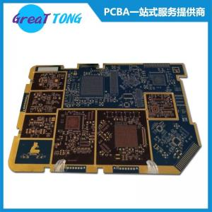 Quality Variable Speed & Stepper Drives Quality TurnKey PCB Assembly Service_Grande for sale