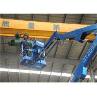 Quality 160° Platform Rotation Self Propelled Boom Lift 40% Max Gradeability for sale