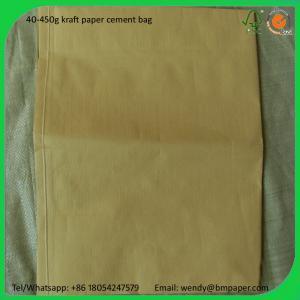 Buy cheap BMPAPER kraft liner board/kraft liner board paper/kraft liner board price for cement bags from Wholesalers