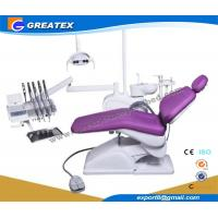 Quality Full Computer Control Dental Chair Unit with LCD Viewer , electric dental patient chair for sale