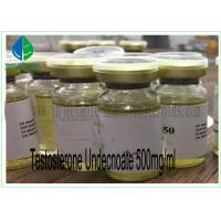 Quality Hot Selling Steroid Testosterone Undecnoate 500mg/ml for muscle growth for sale