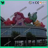 Buy cheap Inflatable Mermaid, Inflatable Sea-Maid from wholesalers