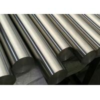 Quality ASTM AISI SUS Pickled Stainless Steel Round Bar 201 202 304 316 l 410 Grade for sale