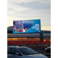 Quality Electronic Digital P10 Outdoor Led Advertising Screens High Definition Picture Ultra Thin for sale
