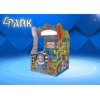 Buy cheap Baby Speed Up A Epark parents children amusement car racing game machine from wholesalers