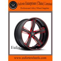 Quality Automobile Two Piece Forged Wheels / Mercedes Benz Alloy Wheels for sale