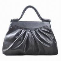 Quality Genuine Leather Handbag in Fashionable Design, Various Colors are Available for sale