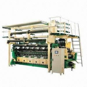 China Lace Knitting Machine, Gauge Measures 6200x4100x3500cm on sale