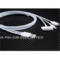 Buy TPE ABS Data Sync Charger Cable  , AAA Grade 5.0 V Micro USB  Data Cable at wholesale prices