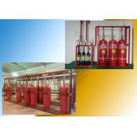 Multiple Zones Fm200 Gas Suppression System