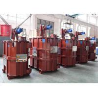 Quality Iron Tank Type Generator Test Equipment Variable Inductance Resonant Reactor for sale