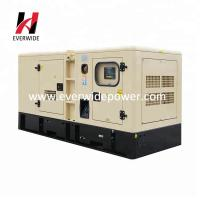 Quality Three phase electric start prime power industrial 1250KVA Cummins diesel generator set with CE certificate for sale