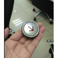 "China Red light push button""up"" ""close""with cable good quality elevator push button on sale"