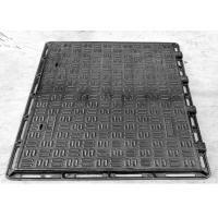 Buy cheap Surface Painting Ductile Iron Manhole Cover Ductile Iron Cover And Frame from wholesalers