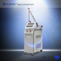 Quality acne scar remover laser for nevus of ota removal q switched nd yag laser for sale